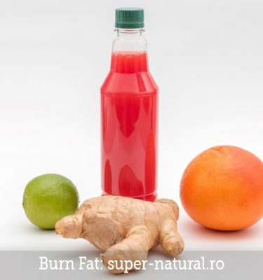 Suc natural Burn Fat SuperNatural Brasov