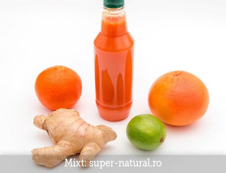 Suc natural Mixt SuperNatural Brasov