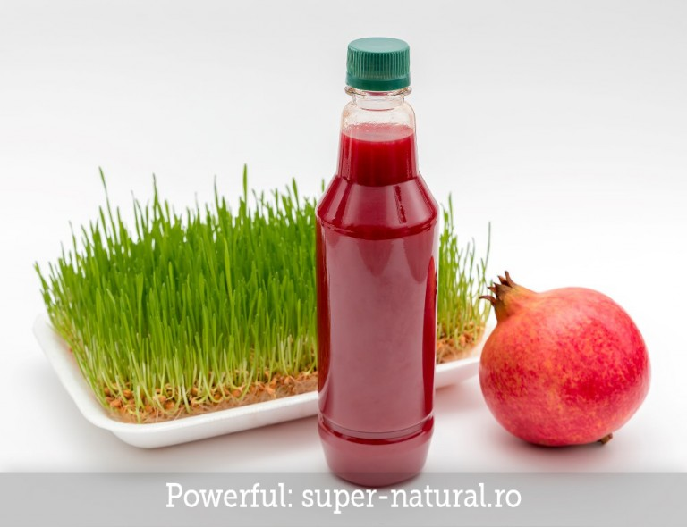 Suc natural Powerful SuperNatural Brasov