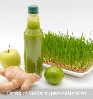 Suc natural Drink of Gods SuperNatural Brasov