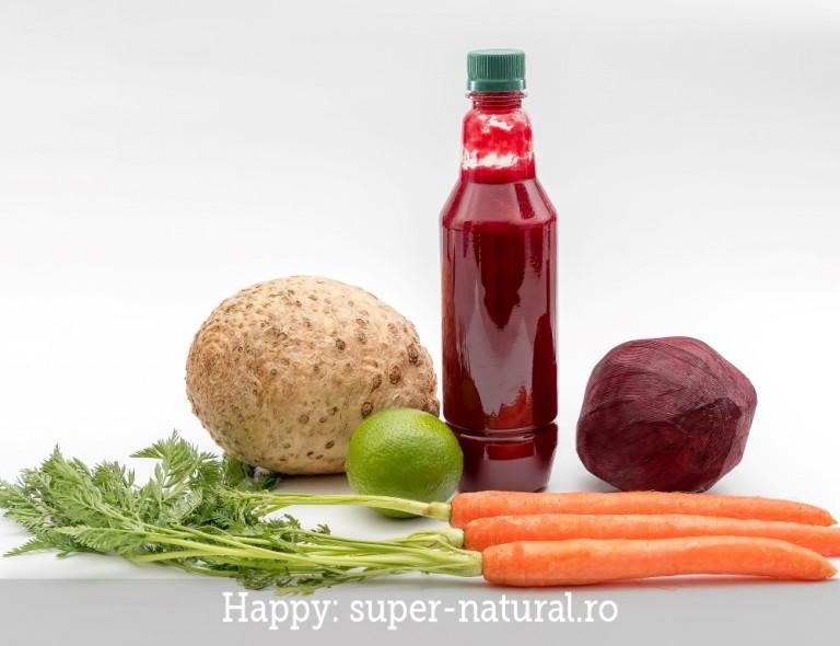 Suc natural Happy SuperNatural Brasov