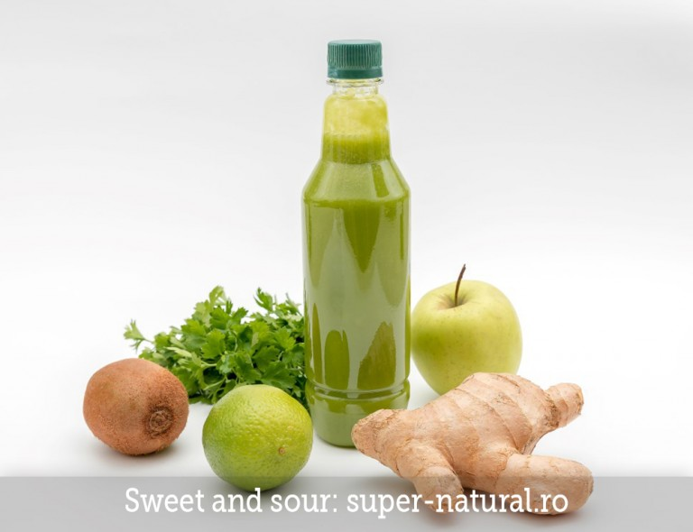 Suc natural Sweet and Sour SuperNatural Brasov